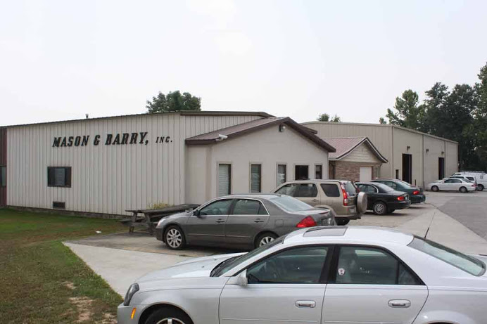 Mason & Barry's office are located conveniently off the St. Albans, WV, exit of I-64.